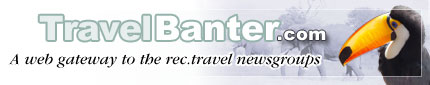 A Travel and vacations forum. TravelBanter
